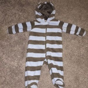 6 month old winter outfit.